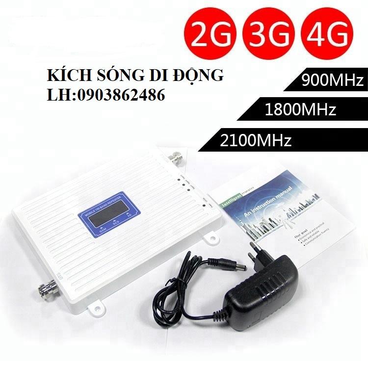 BỘ KÍCH SÓNG DI ĐỘNG  TẤT CẢ CÁC MẠNG  GSM TRIBAND 2G 3G 4G