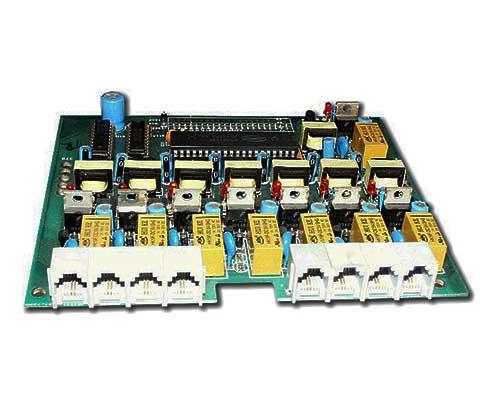 Card FX24 mở rộng 8 máy nhánh cho FX432PC
